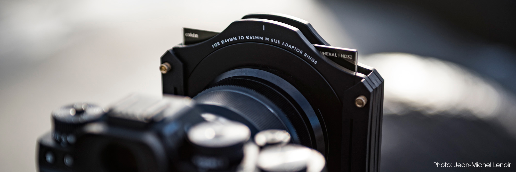 Cokin Linear Polarizer Filter X-Pro Series